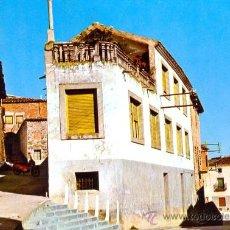 Postales: TARJETA POSTAL DE MENDAVIA CALLE PRIMICIA NAVARRA. Lote 17534851