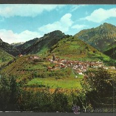 postal isaba (navarra) - vista general - foto peñarroya - circulada , 1968