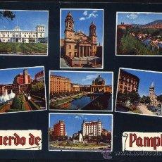 Postales: POSTAL DE PAMPLONA Nº 6721. Lote 18214334