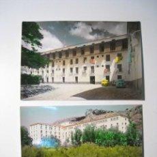 Postales: FITERO - NAVARRA - LOTE 2 POSTALES. Lote 18572317