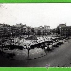 Postales: UNA POSTAL DE PAMPLONA PLAZA DEL CAUDILLO Nº 48 SIN EDITOR SIN CIRCULAR . Lote 18856012
