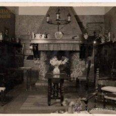Postales: LECUMBERRI(NAVARRA).-HOTEL AYESTARÁN. Lote 19115402