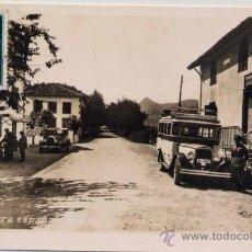 Postales: DANCHARINEA (NAVARRA).- FRONTERA ESPAÑOLA. Lote 19152415