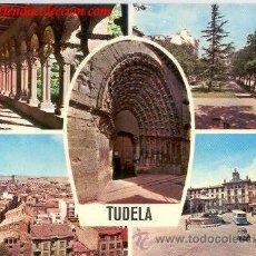 Postales: TUDELA. EDICIONES PARÍS.. Lote 19436284