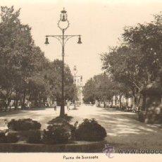 Postales: POSTAL DE PAMPLONA. Nº 12. PASEO DE SARASATE. P-NA-124. Lote 191960736