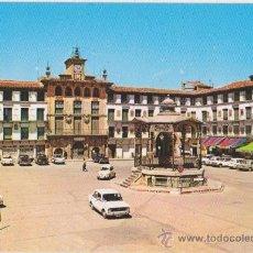 Postales: TUDELA PLAZA DE LOS FUEROS .KIOSCO,EDICIONES PARIS J M. Lote 20728949