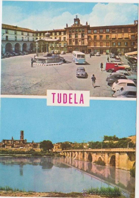 TUDELA ,EDICIONES PARIS J M 1965 (Postales - España - Navarra Moderna (desde 1.940))