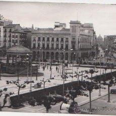 Postales: PAMPLONA PLAZA DEL CASTILLO,POSTALES VAQUERO-PAMPLONA FOTO RUPEREZ. Lote 21286167