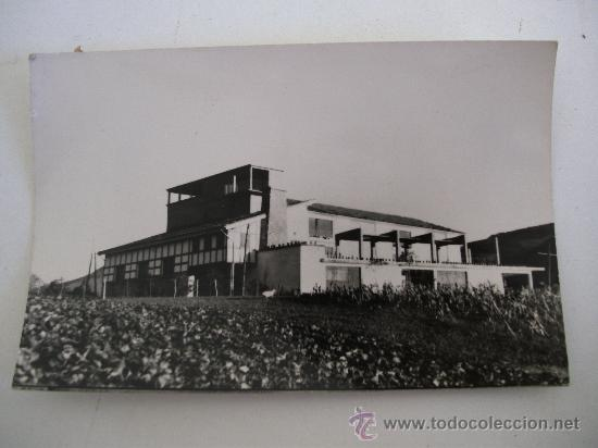 POSTAL DE VERA DE BIDASOA (NAVARRA) -10- ALBERGUE (ED RADA ZARAGOZA, AÑOS 50/60 APROX) (Postales - España - Navarra Moderna (desde 1.940))