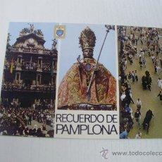 Postales: PAMPLONA (NAVARRA) - FIESTAS DE SAN FERMIN. Lote 21758540