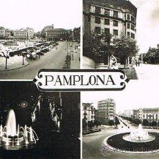 Postales: TARJETA POSTAL ESPAÑA MODERNA 1.940, NAVARRA, PAMPLONA. Lote 22897194