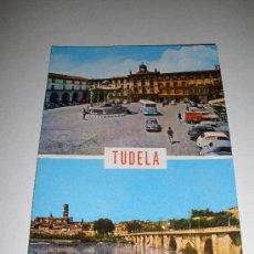 Postales: POSTAL TUDELA. NAVARRA (EDICIONES PARIS Nº 179 - 1965) SIN CIRCULAR. Lote 23367569