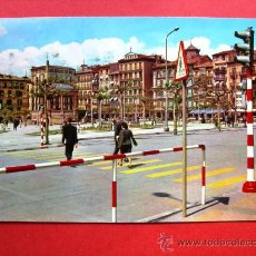 Postales: PAMPLONA - PLAZA DEL CASTILLO. Lote 23891173
