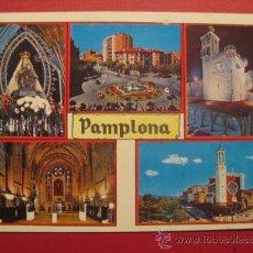 Postales: PAMPLONA - REF.: R-9-09. Lote 24133521
