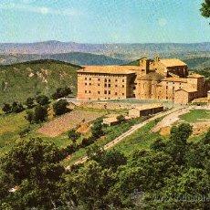 Postales: REAL MONASTERIO DE LEYRE NAVARRA Nº 669 VISTA GENERAL ED. SICILIA. Lote 24271428