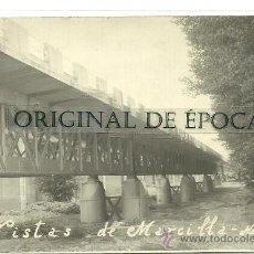 Postales: (PS-22211)POSTAL DE MARCILLA(NAVARRA)-VISTA. Lote 26392835