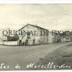 Postales: (PS-22210)POSTAL DE MARCILLA(NAVARRA)-VISTA. Lote 26392854