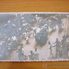 Postales: SANFERMINES 1944 POSTAL CIRCULADA PAMPLONA. Lote 26589053