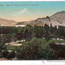 Postales: BAÑOS DE FITERO - VISTA DEL BALNEARIO NUEVO Y CERCANIAS- (6087). Lote 26983638