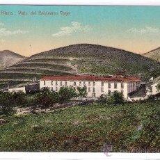 Postales: BAÑOS DE FITERO - VISTA DEL BALNEARIO VIEJO - (6089). Lote 26983727