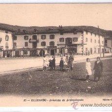 Postales: ELIZONDO-27 - ARBOLEDA DE ARDANDEGUIA-ED. G. MARIN- (6092). Lote 26984053