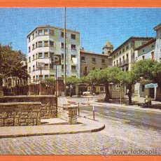 Postales: ALSASUA - NAVARRA - CALLE GENERAL MOLA - LIBRERIA URTEAGA - AÑO 1975. Lote 27311084