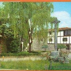 Postales: LESACA (LESAKA) - NAVARRA - RINCON TIPICO - HERICO TXOKO BEREXI BAT - ED. TELLECHEA - LESACA. Lote 27722435