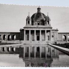 Postales: POSTAL PAMPLONA MONUMENTO A LOS CAÍDOS EDICIONES SICILIA AÑOS 50 SIN CIRCULAR. Lote 27900350