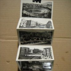 Postales: PAMPLONA 23 POSTALES FOTOGRAFICAS EN ACORDEON 9.5 X 5,5 CNTº. Lote 28194660