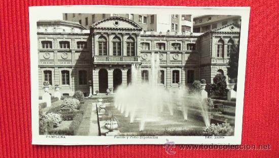 PAMPLONA - (Postales - España - Navarra Moderna (desde 1.940))