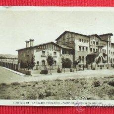 Postales: COLEGIO DEL SAGRADO CORAZON. Lote 28451524