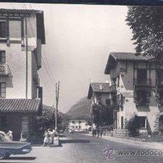 Postales: LECUMBERRI (NAVARRA).- HOTELES AYESTARÁN. Lote 28611182