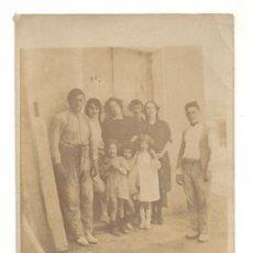 Postales: BIURRUN (NAVARRA) JULIO 1922. POSTAL FOTOGRÁFICA. . Lote 28772464