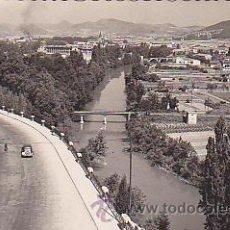 Postales: POSTAL PAMPLONA RIO ARGA. Lote 29383507