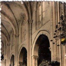 Postales: TUDELA. 19 - CATEDRAL. INTERIOR. EDICIONES SICILIA.. Lote 29438705
