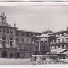 Postales: POSTAL TUDELA PLAZA DE LOS FUEROS . Lote 29501080