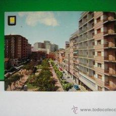 Cartoline: TUDELA PASEO MARQUES DE VADILLO EDI. ESCUDO DE ORO S/CIRCULAR. Lote 30154387