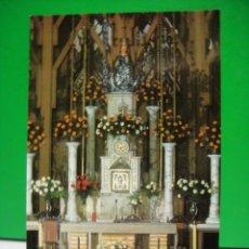Postales: ESTELLA ALTAR DE LA VIRGEN - FOTO CARCELLER POSTAL SIN CIRCULAR IMPRIME GARCIA GARRABELLA. Lote 191670248