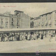 Postales: TAFALLA - 8 - PLAZA DEL MERCADO - CLICHE M. ARRIBAS - (8820). Lote 30211057