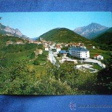 Postales: POSTAL ISABA PIRINEO VISTA GENERAL Y NUEVO HOTEL AL FONDO SEISA Y PEÑA EZKAURRE NO CIRCULADA. Lote 30446422