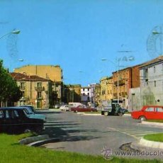 Postales: TUDELA Nº 123 GENERAL FRANCO EDICIONES PARÍS ESCRITA CIRCULADA SELLO. Lote 30469358