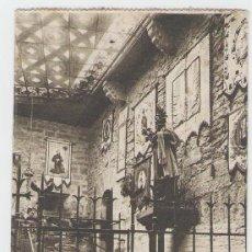 Postales: CASTILLO DE JAVIER - NAVARRA - ESCALERA ANTIGUA DEL PALACIO - POSTAL . Lote 30500121