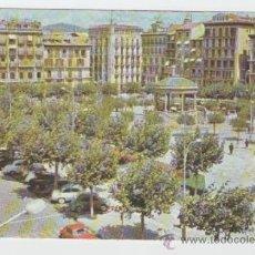 Postales: PAMPLONA - PLAZA DEL CASTILLO - EDICIÓN FARDI - POSTAL. Lote 30500348