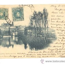 Postales: PAMPLONA VISTA PARCIAL.1902 . Lote 30661786