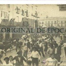 Postales: (PS-27696)POSTAL FOTOGRAFICA DE TAFALLA-ENCIERROS. Lote 31609467