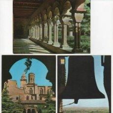 Postales: 5 POSTALES DE TUDELA. EDICIONES PARIS - J.M. Y COMERCILA ESCUDO DE ORO.. Lote 32133404