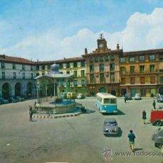 Postales: POSTAL PLAZA DE LOS FUEROS - TUDELA - NAVARRA - PARIS - J.M. - 133. Lote 32507321