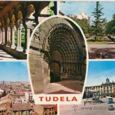 Postales: POSTAL DE TUDELA - NAVARRA - PARIS - 300. Lote 32511626