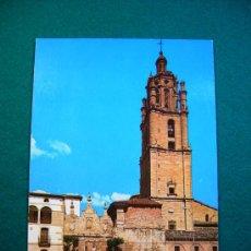 Postales: POSTAL DE LOS ARCOS NAVARRA PLAZA DE SANTA MARTA EDIT PERLA AÑOS 70. Lote 33000710