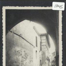Postales: TUDELA - 40 - CALLE DEL PORTAL - ED. DARVI - (11.045). Lote 33107287